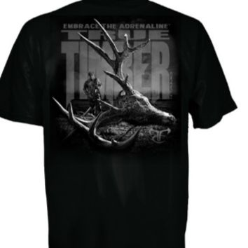 True Timber Trophy Down Men's Short Sleeve T-Shirt