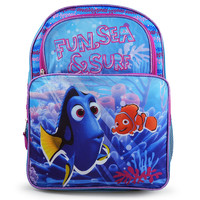 Disney Pixar Finding Dory Fun  Sea and Surf Backpack