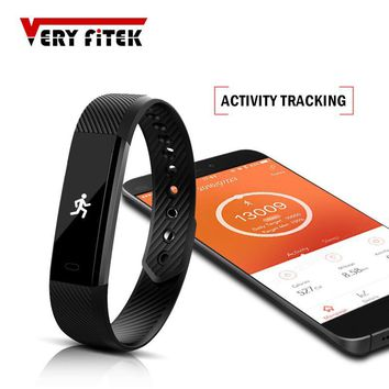 ID115 Smart Wristbands Fitness Tracker Smart Bracelet