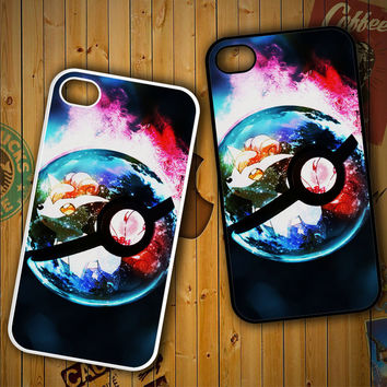 Amazing Pokemon Ball WALLPAPER Y0365 LG G2 G3, Nexus 4 5, Xperia Z2, iPhone 4S 5S 5C 6 6 Plus, iPod 4 5 Case