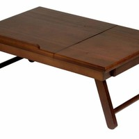 Comfortable & Adorable Alden Lap Desk by Winsome Woods