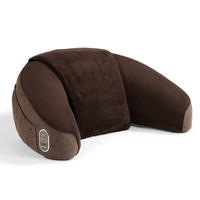Shiatsu Bed Lounger at Brookstone—Buy Now!