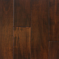 The Michael Anthony Furniture Bremond Acacia Series Coffee Engineered Hardwood Flooring