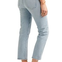 The Original Straight cropped high-rise jeans | CURRENT/ELLIOTT | Sale up to 70% off | THE OUTNET