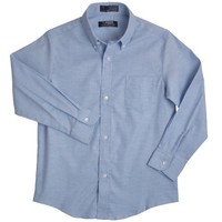 French Toast School Uniforms Long Sleeve Oxford Shirt Boys
