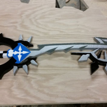 Kingdom Hearts II Keyblade Replica: Two Become One