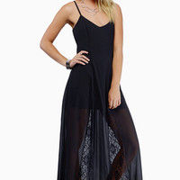 Out of Bed Maxi Dress $62