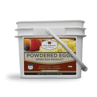 Wise Company Emergency Powdered Eggs (144 Servings)
