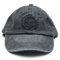 Knowledge is Power Dad Hat - Gray