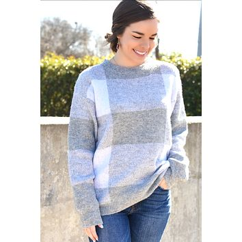See The Beauty Sweater - Grey