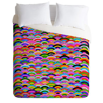 Fimbis A Good Day Duvet Cover