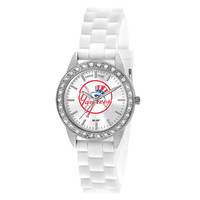 New York Yankees MLB Women's Frost Series Watch