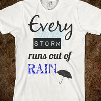 Gary Allen - Every Storm - Country Music Shirts