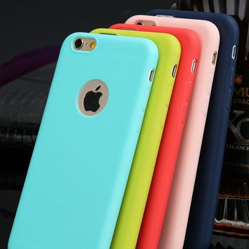 Basic iPhone Case, Multiple Colors