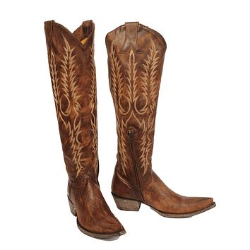Old Gringo Mayra Boots ~ Brass