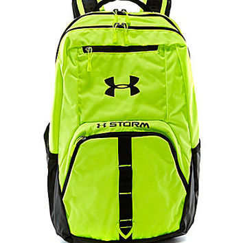 Under Armour Exeter Backpack - Hi Vis Yellow/Black/Black