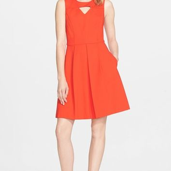 Women's Trina Turk 'Lenci' Fit & Flare Dress,