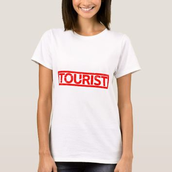 Tourist Stamp T-Shirt