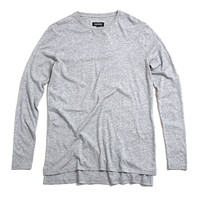 Flintlock Longsleeve Shirt Grey Marle