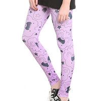 Adventure Time Lumpy Space Princess Leggings | Hot Topic