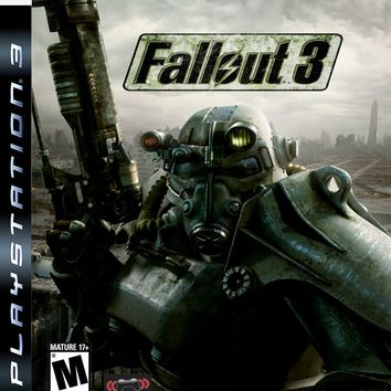 Fallout 3 for the Playstation 3