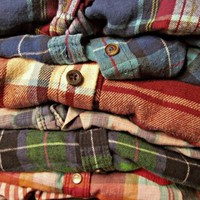 $7.99 GOING BROKE SALE- Mystery Flannel Shirts - Pick Your Size & Color!