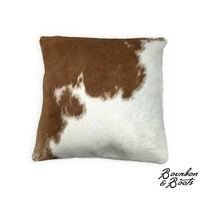 Authentic Brazilian Cowhide Pillows