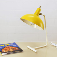 Bold Modern Yellow Desk Lamp