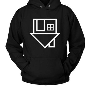 DCCKL83 The Neighbourhood Logo Hoodie Two Sided