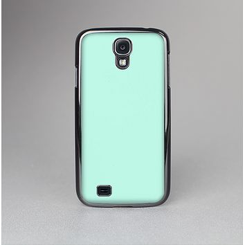 The Subtle Solid Green Skin-Sert Case for the Samsung Galaxy S4