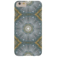 girly Silver blue Sequins Diamond sparkles pattern iPhone 6 Plus Case