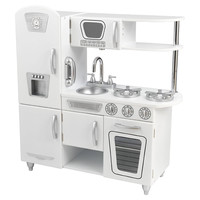 You should see this Vintage Play Kitchen in White on Daily Sales!