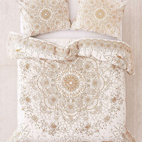 Amalie Medallion Comforter - Urban Outfitters