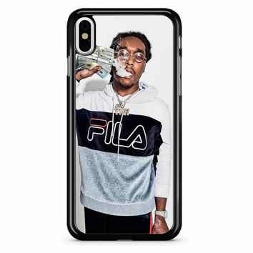Quavo Migos iPhone X Case