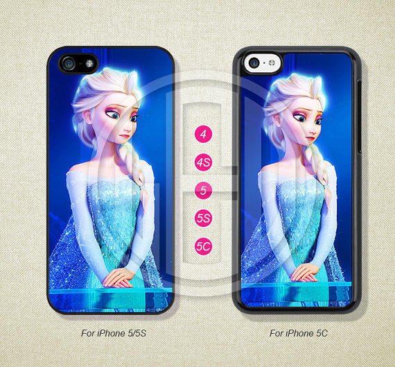 iphone 5s frozen disney frozen phone cases iphone 5s from leocase on etsy 2161