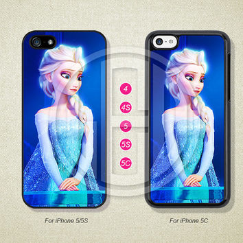 Disney Frozen Phone Cases, iPhone 5S Case, iPhone 5 Case, iPhone 5C Case, iPhone 4 case, iPhone 4S case, Case For iPhone --L51037