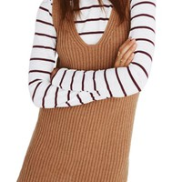 Madewell Tunic Sweater Dress | Nordstrom