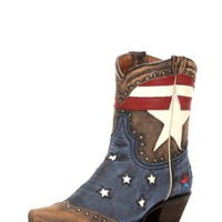 Women's Freedom Short Boot - Vintage Cinnamon
