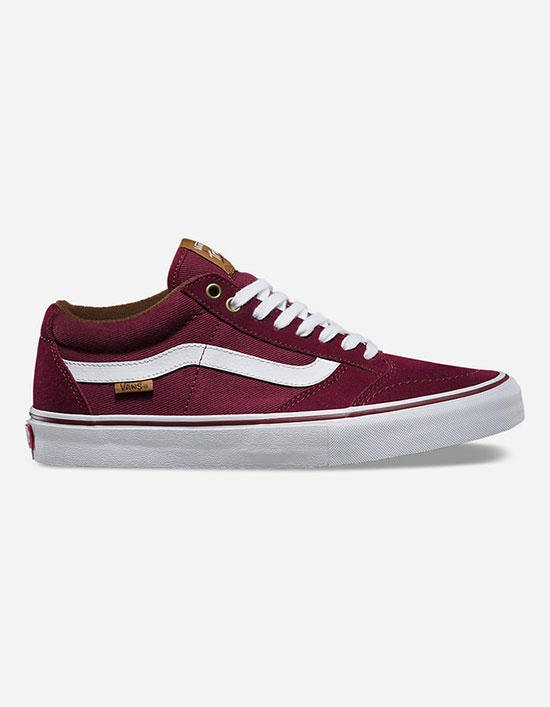 f7e3ff19c6 Vans Tnt Sg Mens Shoes Port In Sizes from Tilly s