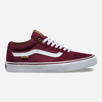 Vans Tnt Sg Mens Shoes Port  In Sizes
