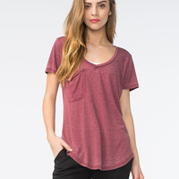 OTHERS FOLLOW Womens Pocket Tee | Essentials