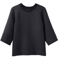 Rag & Bone The Raglan Top | La Garçonne