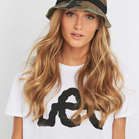 Reason Camo Green Bucket Hat - Urban Outfitters