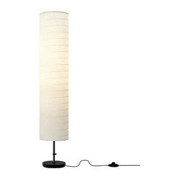 Ikea Holmo 46-Inch Floor Lamp White