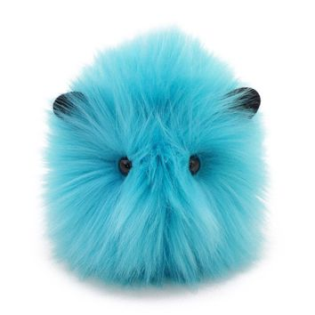 Mini Guinea Pig Plush - Blue Fluff
