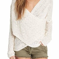 Billabong - After Glow Sweater | White Cap