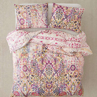 Maya Worn Carpet Duvet Cover | Urban Outfitters