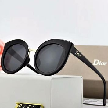 Dior 2018 official paragraph new large frame polarized sunglasses F-A-SDYJ NO.3