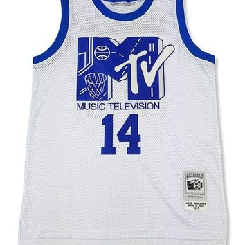 Rock N Jock Mark Wahlberg Basketball Jersey