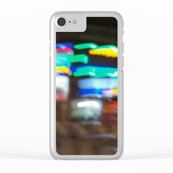 first night India Clear iPhone Case by letgofyourcolours